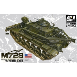 AF35254 1/35 COMBAT ENGINEER VEHICLE M728