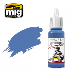 AMMOF525 MEDIUM BLUE
