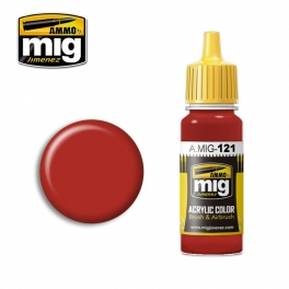 AMIG0121 BLOOD RED