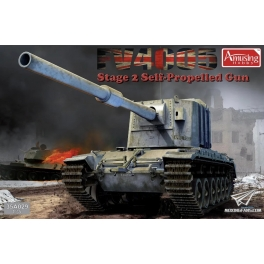 35A029 FV4005 Stage 2 Self-propelled Gun