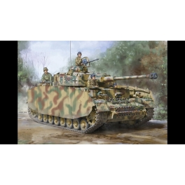 BT-005 Panzer IV H EARLY& MIDDLE  (2 IN 1) 1\35