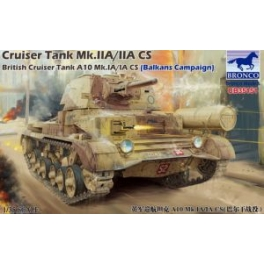 CB35151 1/35 Cruiser Mark IIA/IIA CS A10 Mk. IA/IA CS