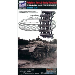 AB3520 1/35 Pzkpfw. II Ausf.D (Early Version) Track Link Set