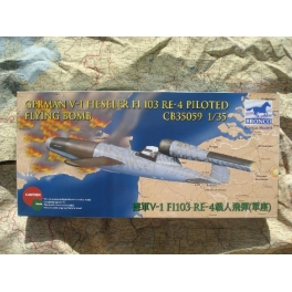 CB35059 1/35 V-1 Fi103 Re4 piloted flyin