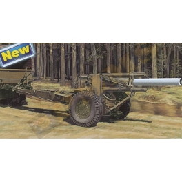 CB35073 US M1A1 155mm Howitzer (WWII