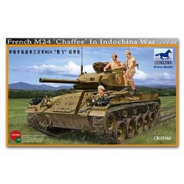 CB35166 1/35 French M24 ChafFee In Indochina