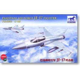 FB4001	1/48 Pakistani air force jf-17 fighter