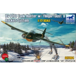 GB7004 	1/72 BV P178  Tank Hunter w/ 'Fliegerfaust' B Rocket System