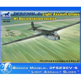 GB7009 1/72 DFS230V-6 Light Assault Glider with Deceleration Rocket