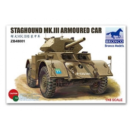 ZB48001 1/48 Staghound III