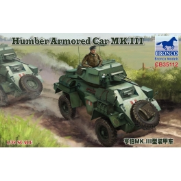 CB35112 1/35 Humber Armored Car MK.III