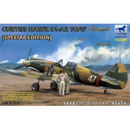 FB4009 1/48 Curtiss Hawk 81-A2 'AVG' Special Edition