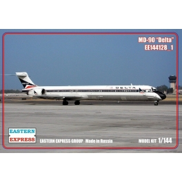 EE144128_1  Авиалайнер MD-90 DELTA  (Limited Edision)