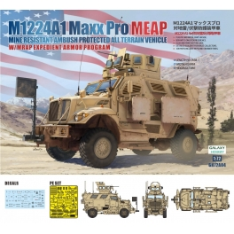 GH72A04-D-S M1224A1 Maxx Pro MEAPW/MRAP Expedient Armor Program (2 in 1)