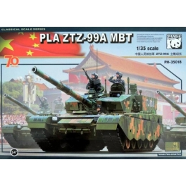 PH35018 1/35 PH35018 PLA ZTZ-99A MBT