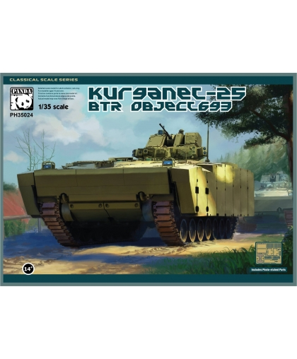 PH35024 1/35 BTR Object693 Kurganet-25