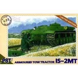 72039 1/72 Armoured Tow Tractor IS-2MT