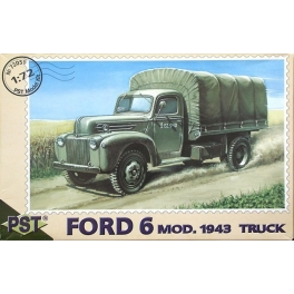 72051 1/72 Ford 6 Mod. 1943 Truck