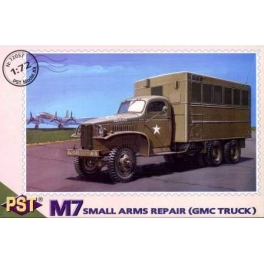 72057 1/72 M7 Small Arms Repair (GMC Truck)