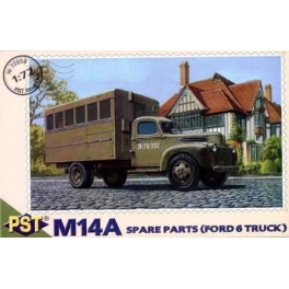 72058 1/72 M14A Spare Parts (Ford 6 Truck)