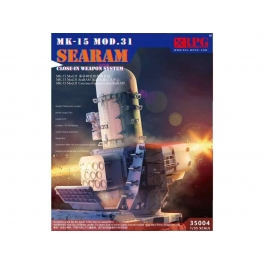35004 NEW 1/35 US Navy SEARAM close-in weapon system