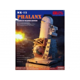 35005 NEW 1/35 US Navy Phalanx close-in weapon system