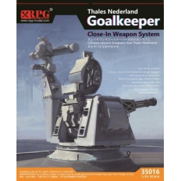 35016 NEW 1/35 Thales Nederland Goalkeeper Close-In Weapon System