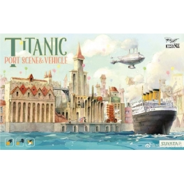 SL-002 Titanic - port scene&vehicle