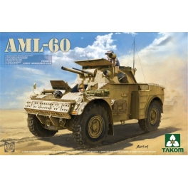 2084 1/35 French Light Armoured Car AML-60