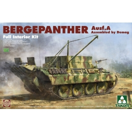 2101 1/35 Bergepanther Ausf. A