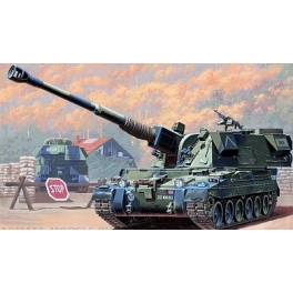 00324 1/35 Armor-British 155mm AS-90howitzer
