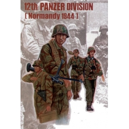 00401  1/35 12th Panzer Division (Normandy 1944)
