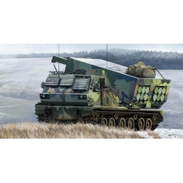 01048 1/35 M270/A1 Multiple Launch Rocket System - Norway
