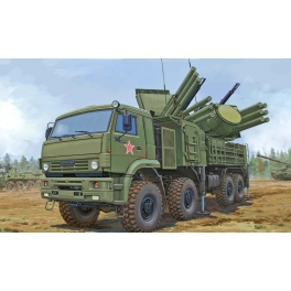 01060 1/35 Russian 72V6E4 Combat Vehicle of 96K6 Pantsir-S1