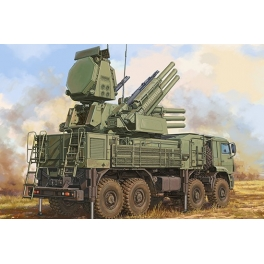 01061 Russian 72V6E4 Combat Unit of96K6 Pantsir - S1 ADMGS