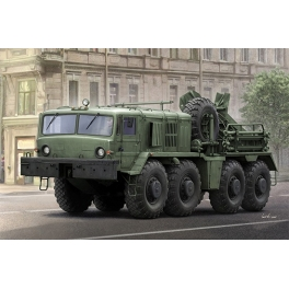 01079 KET-T Recovery Vehicle based on the M@Z-537 Heavy Truck 1\35