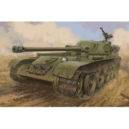 09570 1/35 Soviet SU-102 Tank Destroyer