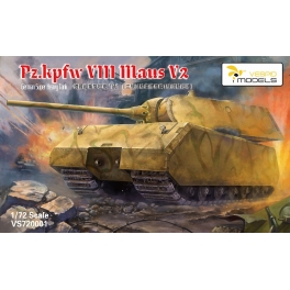 VS720001 Pz.Kpfw. VIII Maus V2 German Super Heavy Tank