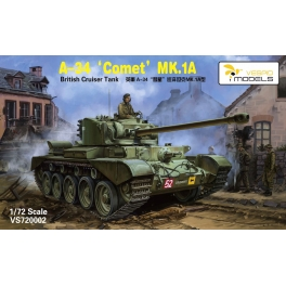 VS720002 A-34 'Comet' MK.1A British Cruiser Tank